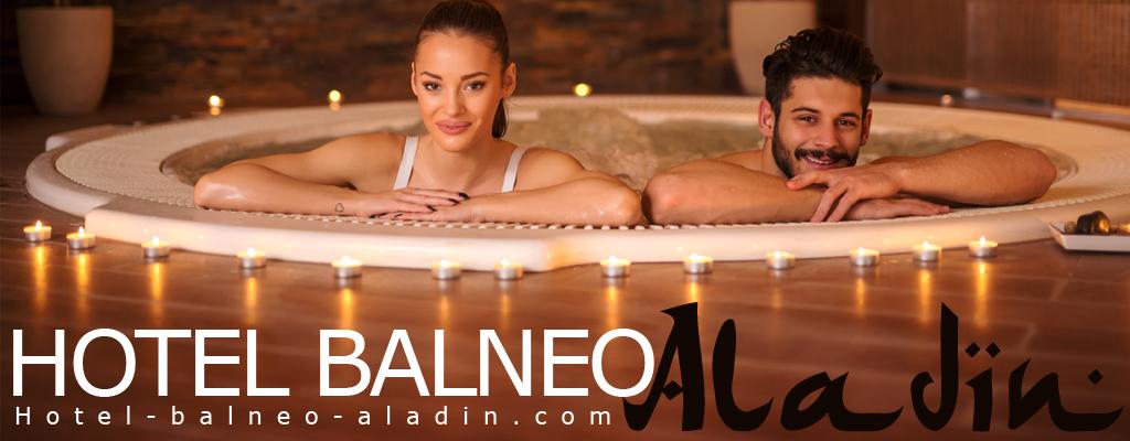 Hotel balneo aladin